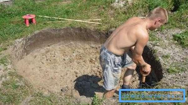 Земельные работы