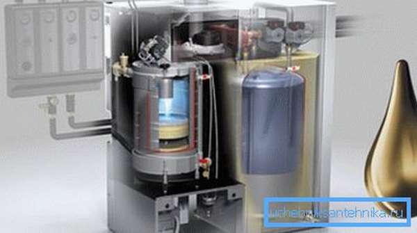 Жидкие нефтепродукты позволяют производить тепловую энергию путем сжигания топлива в котлах.
