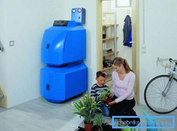 Жидкотопливное оборудование является одним из наиболее неприхотливых в работе.